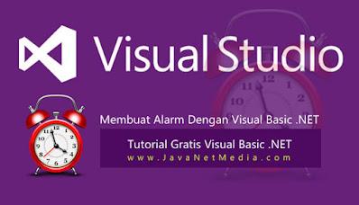 Cara Membuat Alarm Dengan Visual Basic .NET