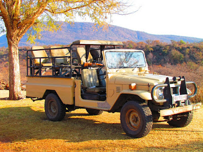Jeep Safari in Thekkady