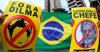 VEJA COMO FORAM OS PROTESTOS CONTRA O GOVERNO DILMA PELO BRASIL - CONFIRA MUITAS FOTOS..