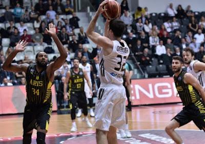 Jon Diebler | Beşiktaş Sompo Japan - Aris