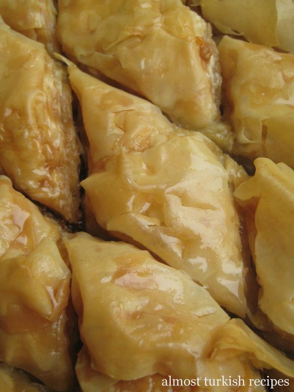almost turkish recipes baklava