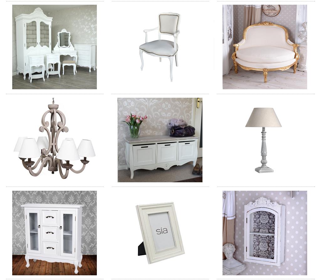 Una casa romantica shabby chic interiors - Casa romantica shabby chic ...