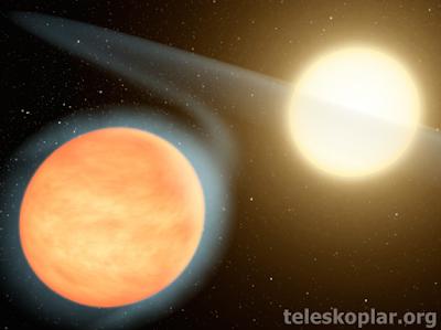 güneş ve wasp-12b-gezegeni