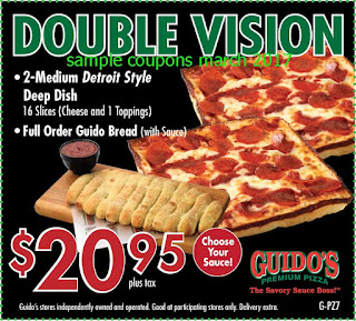 free Guidos Pizza coupons march 2017