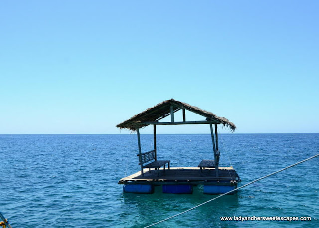floating gazebo in Sipalay