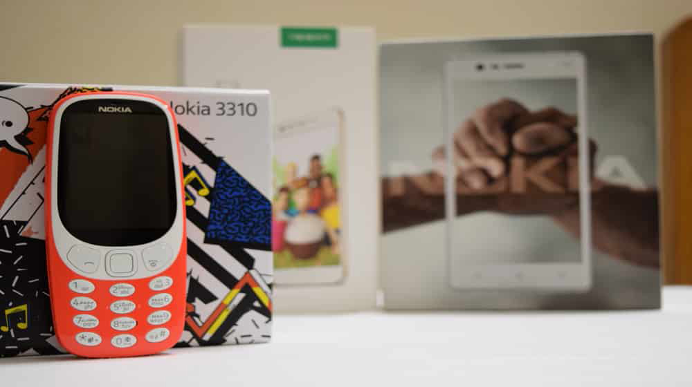 Nokia Launches the 4G Version of Android 3310