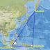( VÍDEO ) 3 terremotos activan el triangulo del pacífico sobre el anillo de fuego.