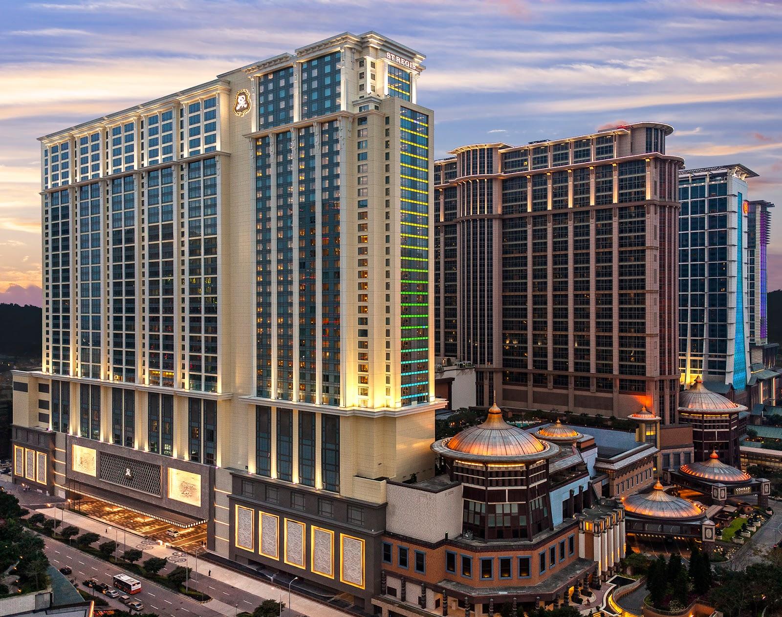 Sheraton Grand Hotel Macau