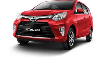 Gambar Toyota Calya Bandung