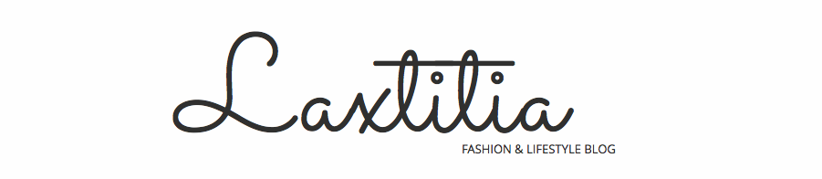 LAXTITIA - Fashion & Lifestyle blog
