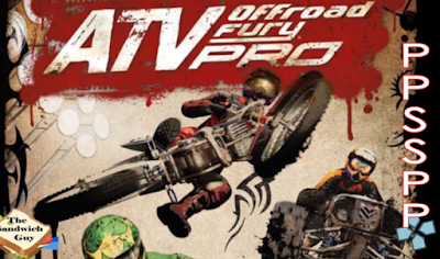 Download ATV Offroad Fury Pro ISO/CSO PSP PPSSPP Save + Data High Compress