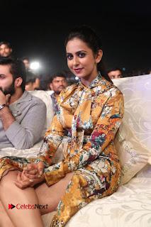 Actress Rakul Preet Singh Stills in Short Dress at Dhruva Pre Release Function  0073.JPG