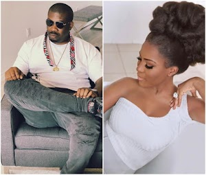 Is Don Jazzy crushing on Linda Ikeji? Checkout his comment on her photo