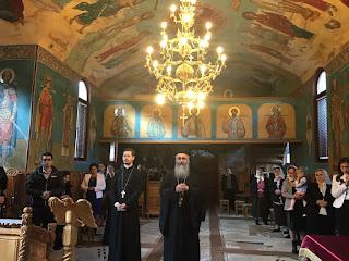 Slujire liturgica, Parohia Lunca Lesului, Bistrita-Nasaud