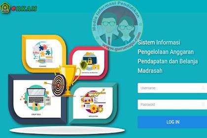 Panduan Penggunaan Aplikasi E-RKAM Untuk Kepala Madrasah dan Petugas (Staf) Madrasah