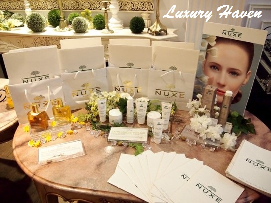 antoinette bellabox event nuxe