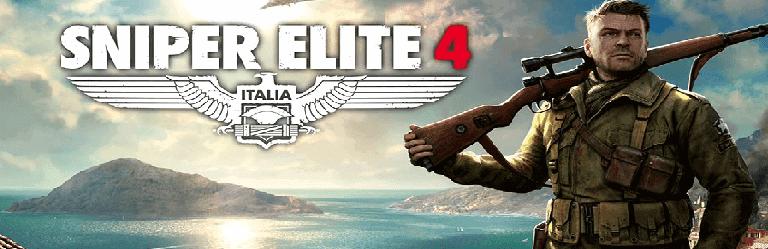 تحميل لعبة سنايبر sniper elite 4 مضغوطة برابط مباشر للكمبيوتر مجانا