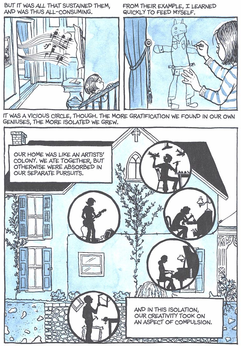 Read Fun Home: A Family Tragicomic - Chapter 5, Page 13