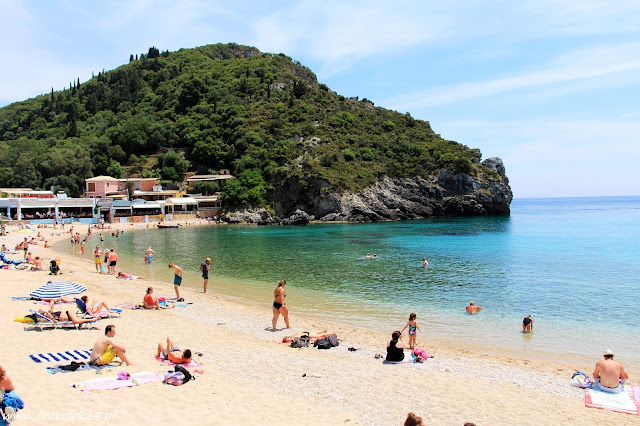 Zatoka Agios Spiridon