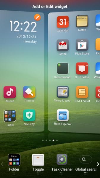 MIUI 4.8.1 for Myphone Ocean Pro