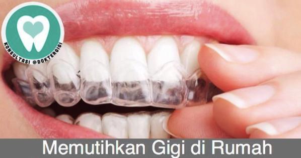 Begini Caranya Memutihkan Gigi Di Rumah Dengan Mudah Dan Efektif