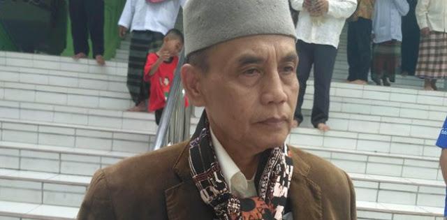 """Anton Tabah Tantang Keras Kalimat """"Masjid Terpapar Radikalisme"""""""
