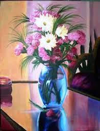 penyedia layanan jasa dekorasi: bunga hiasan meja ruang tamu