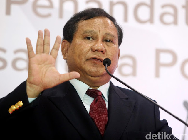 Prabowo Minta Maaf Soal 'Tampang Boyolali', Timses: Beliau Kesatria