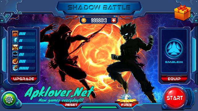 Shadow Battle MOD APK