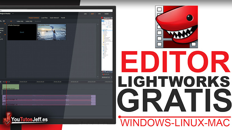 Como Descargar Lightworks Gratis - Editor de Vídeo Gratis para Windows, Mac y Linux