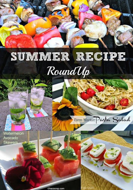 Summer Recipes for every occassion - Easy Recipes, using real food.