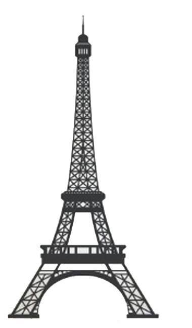 eiffel tower model template - eiffel tower template printable car interior design