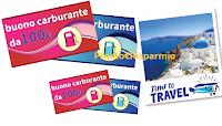 Logo Viaggia in bellezza con Clinians e vinci 20 buoni carburante da 100€ e un buono viaggio da 3.000€