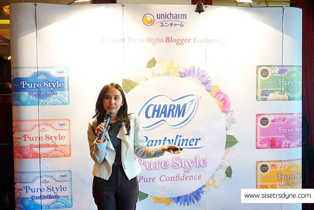 Charm Pantyliner