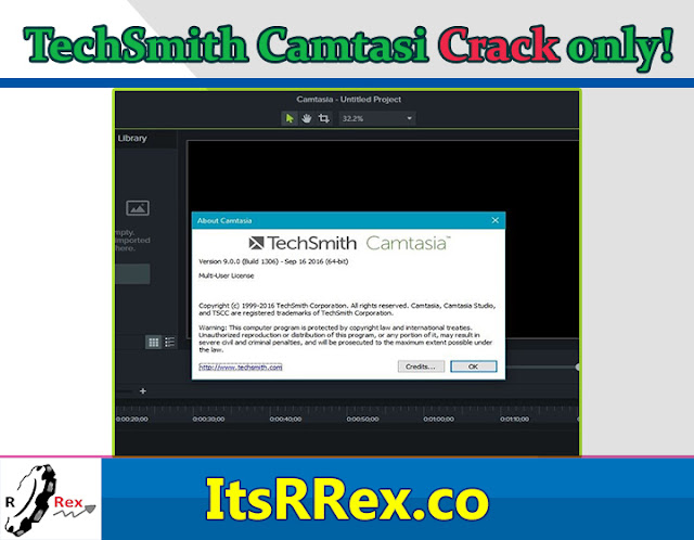 Camtasia Studio 9 All Crack Version - Check It Right Now!