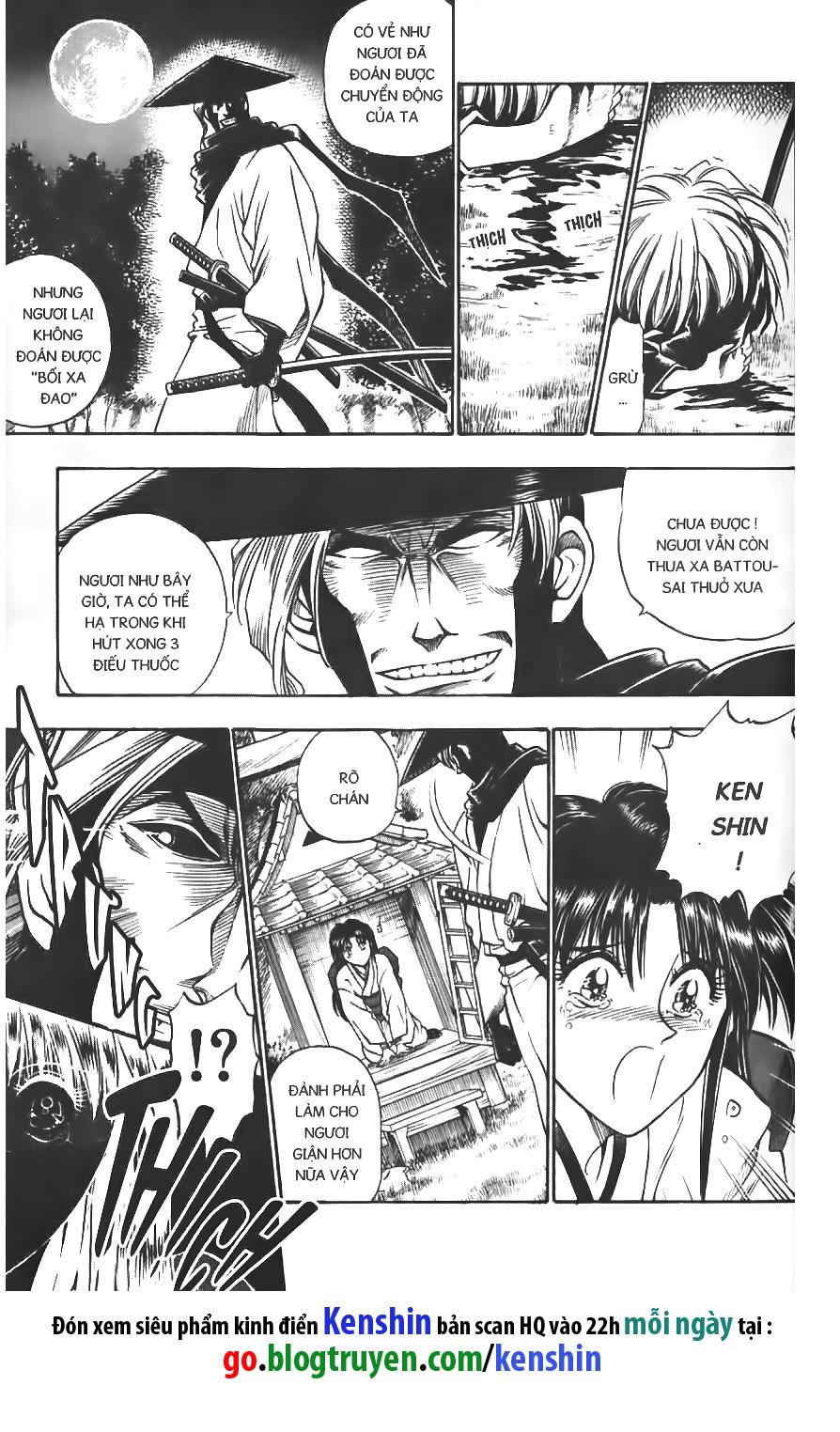 Rurouni Kenshin chap 12 trang 16