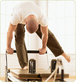 STOTT PILATES® Advanced Reformer - AR kurz