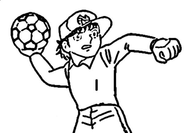 Disegni Da Colorare Del Calcio