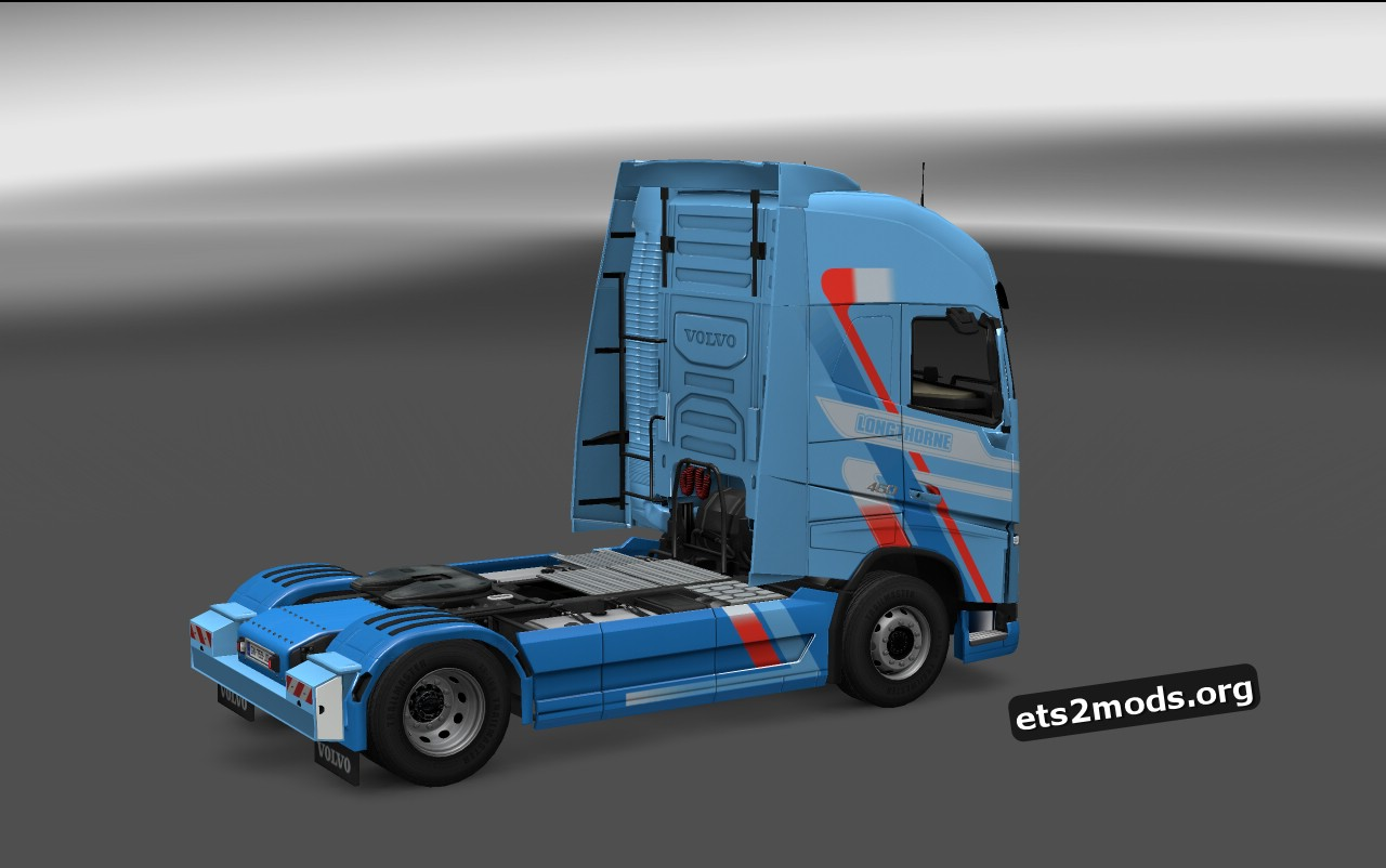 Longthorne Transport Skin for Volvo 2013