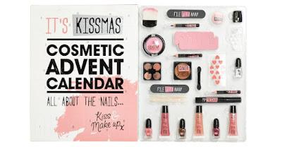 Kissmas Advent Calendar 2016