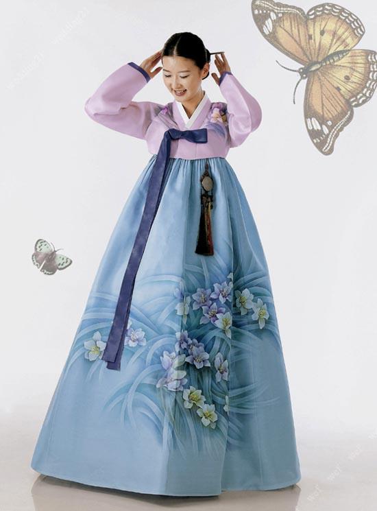 fashionita HANBOK  Busana Tradisional Korea