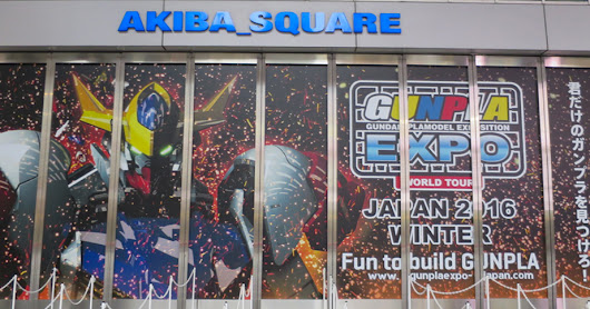 Gunpla Expo 2016 Part 2