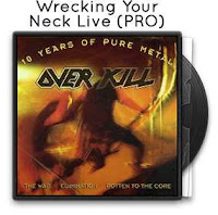 1995 - Wrecking Your Neck Live (CD PRO)