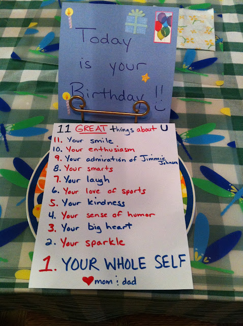 Simple Homemade Ideas to Make Your Kids Feel Special on Their Birthday