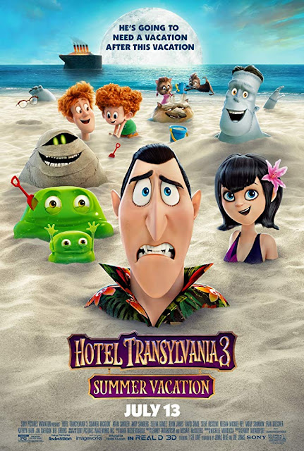 poster Hotel Transylvania 3 Summer Vacation 2018 Full Movie Download Dual Audio