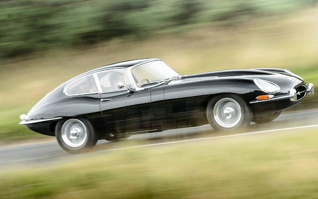 Jaguar E-Type Eagle Speedster