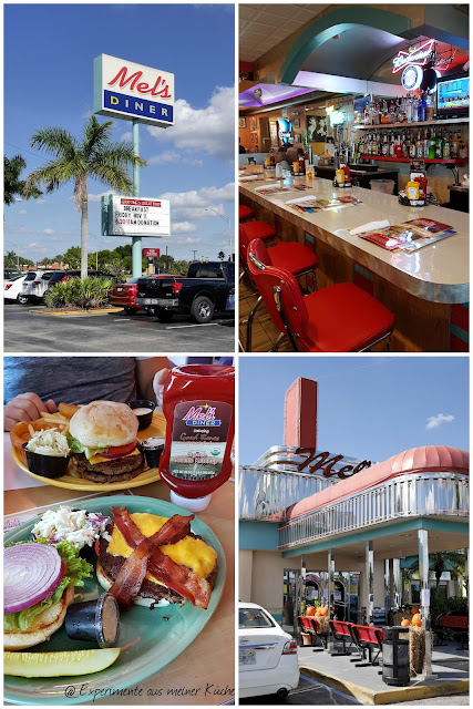 Florida - Fort Myers Beach - Mel´s Diner {EamK on Tour}