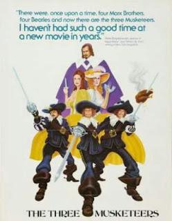 The Three Musketeers (1973) Hindi Dual Audio Movie 125Mb hevc BRRip