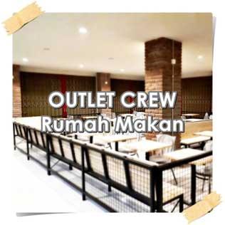 Lowongan Kerja Outlet Crew Rumah Makan di Makassar