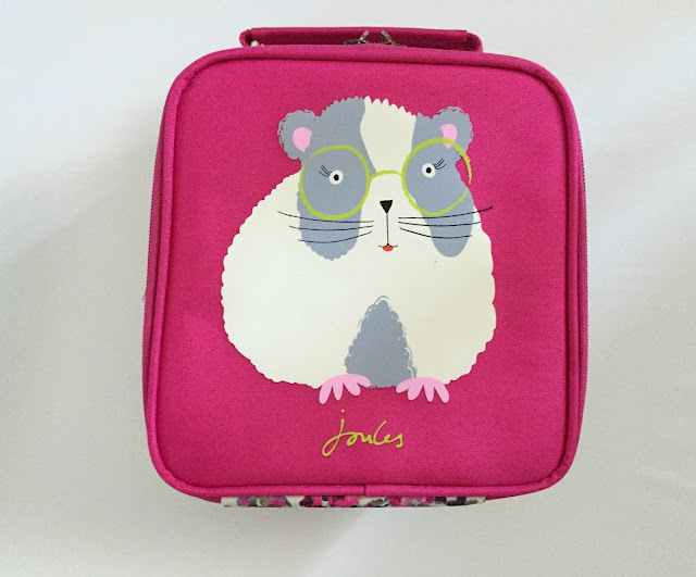 joules kids lunch box